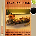 R29. Calamari Roll