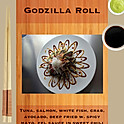 R17. Godzilla Roll