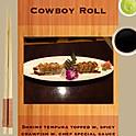 R26. Cowboy Roll