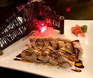 Sushi, Japanese restaurant, Katy Texas, Asian food, Restaurant, Fusion Wok