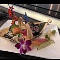 B10. Sushi & Sashimi Combo