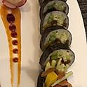 Mixed Vegetable Futo Maki