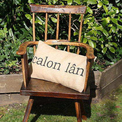 Cushion Cover - Welsh - Calon Lân x 6