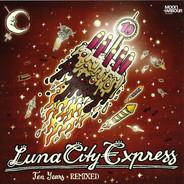 "Luna City Express - Ten Years - Remixed 2x12"""