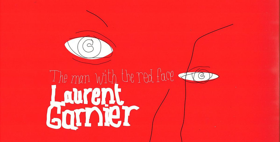 Laurent Garnier - The Man With The Red Face (F119)