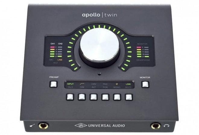 UA Apollo Twin MKII DUO