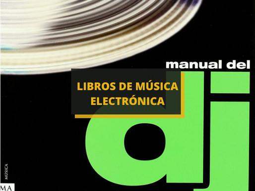 Libros de música electronica