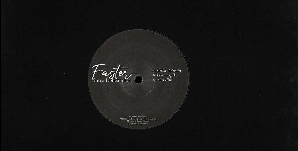 Faster - Sursa Delicata EP (NTFL005)