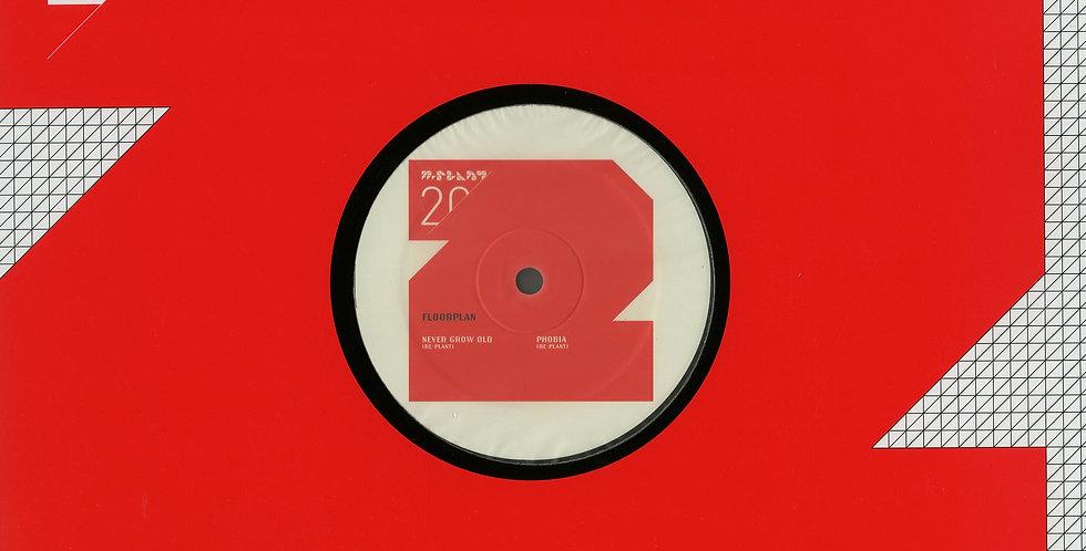 Floorplan Aka Robert Hood - Never Grow Old (MPM20)