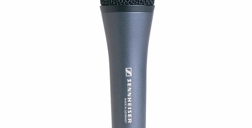 Micrófono Sennheiser E835 cardioide negro