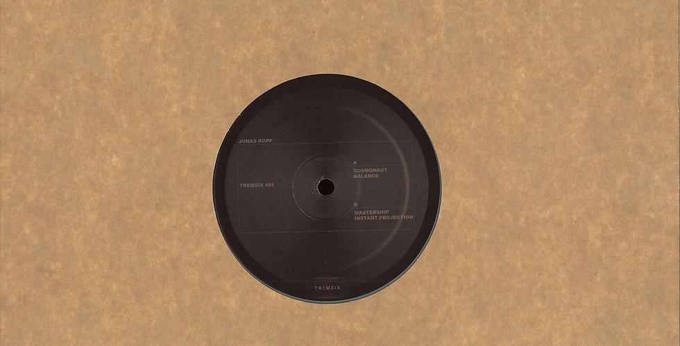 Jonas Kopp - Tremsix EP (TREMSIX001)