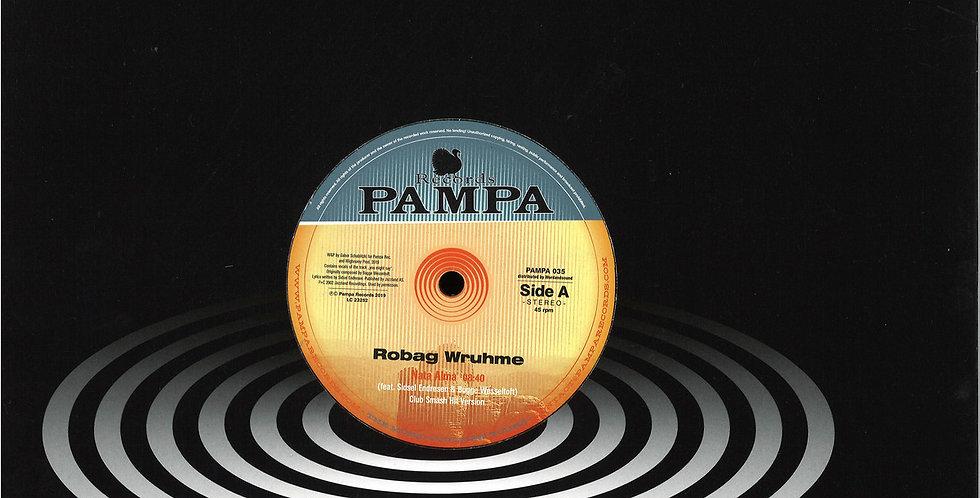 Robag Wruhme - Nata Alma / Venq Tolep E.P. (PAMPA035)