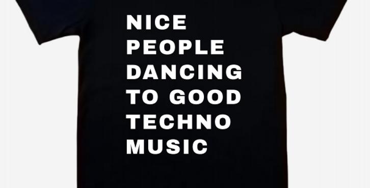 Remera Techno #08