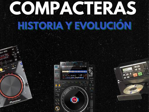 Compacteras: Historia y evolución
