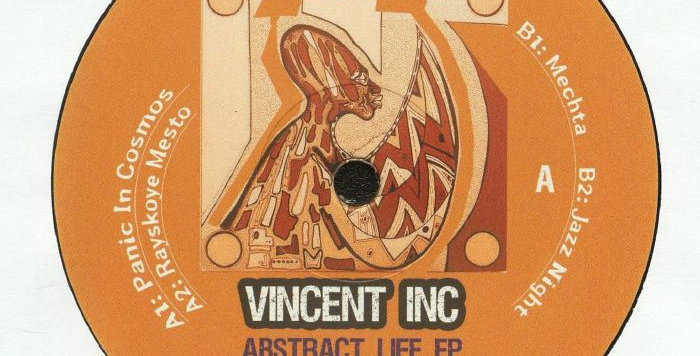 VINCENT INC Abstract Life EP (AntiDEEPressant)