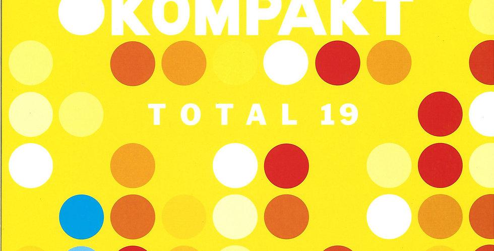 VA - Total 19 Kompakt (KOMPAKT400)