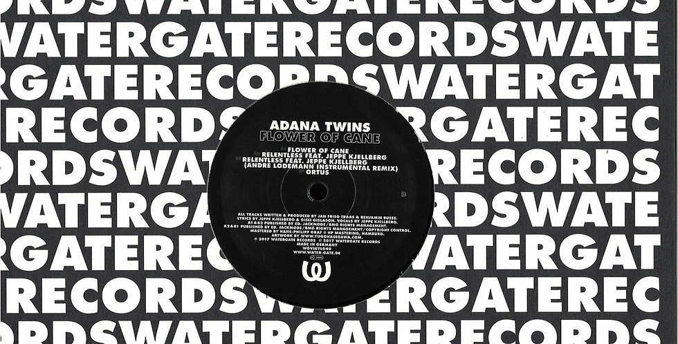 Adana Twins - Flower Of Cane (Watergate40)