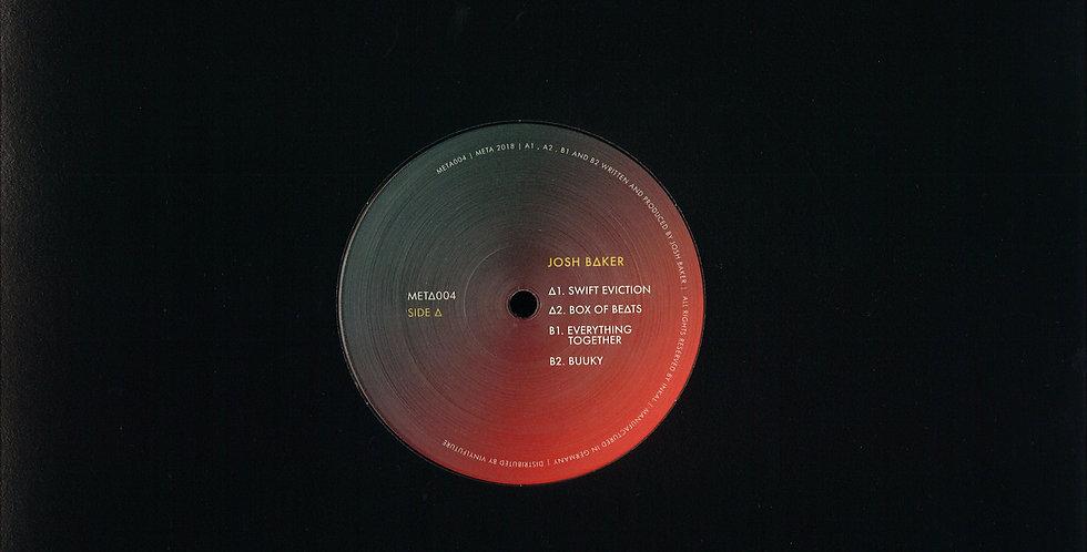 Josh Baker - Swift Eviction EP (META004)