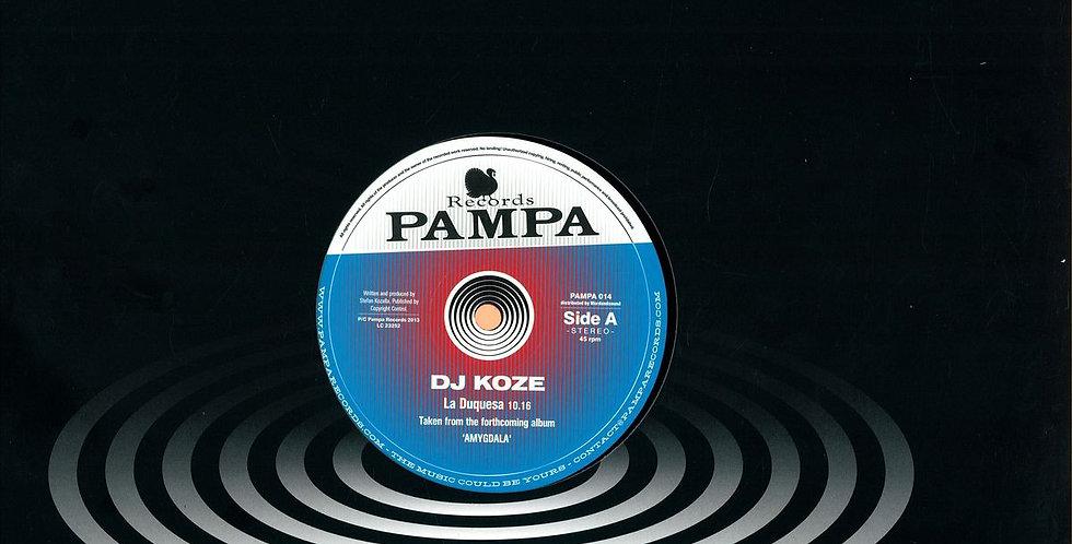 DJ Koze - La Duquesa (Pampa)
