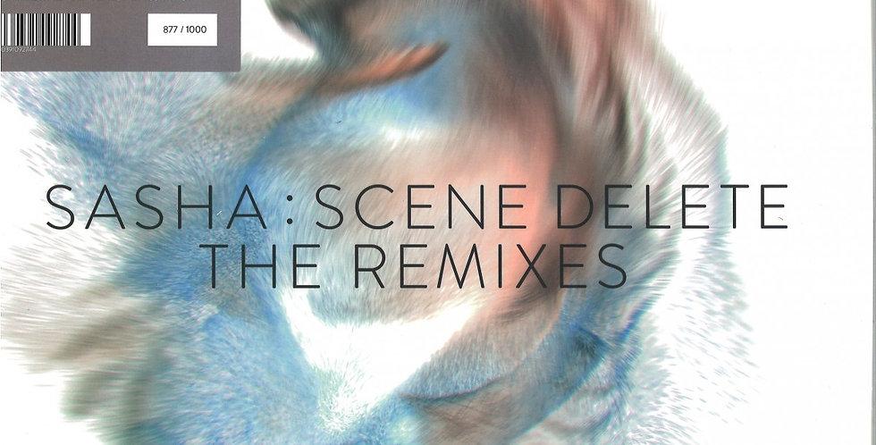 Sasha - Scene Delete – The Remixes (ALNLP43RSDINTL)