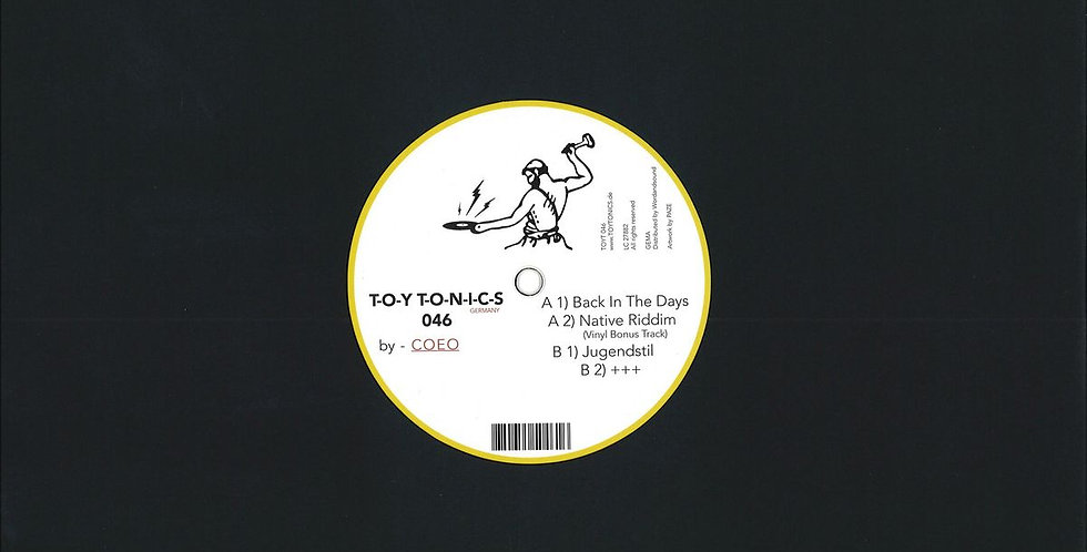 Coeo - Back In The Days (TOYT046)