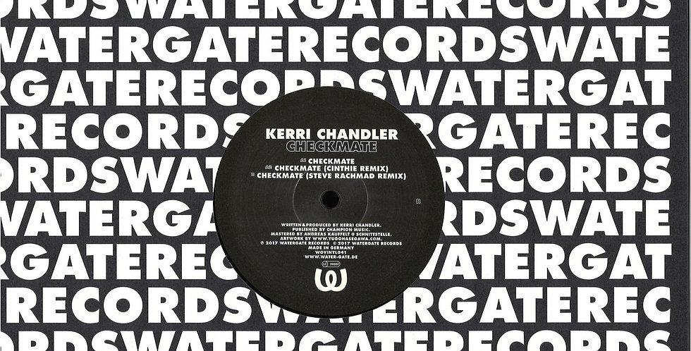 Kerri Chandler - Checkmate (WGVINYL41)
