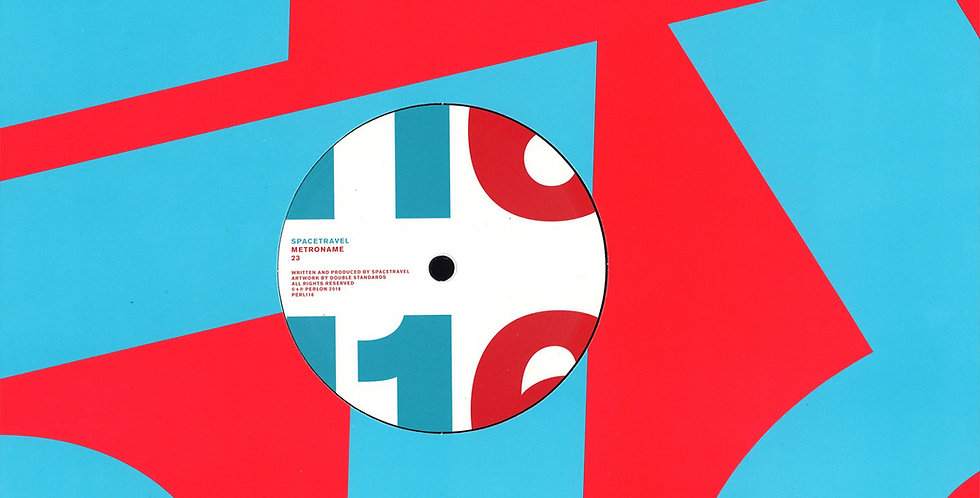 Spacetravel - Metroname (Perlon)