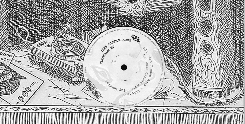 Jean Claude Ades - Illusion EP (MONABERRY055)