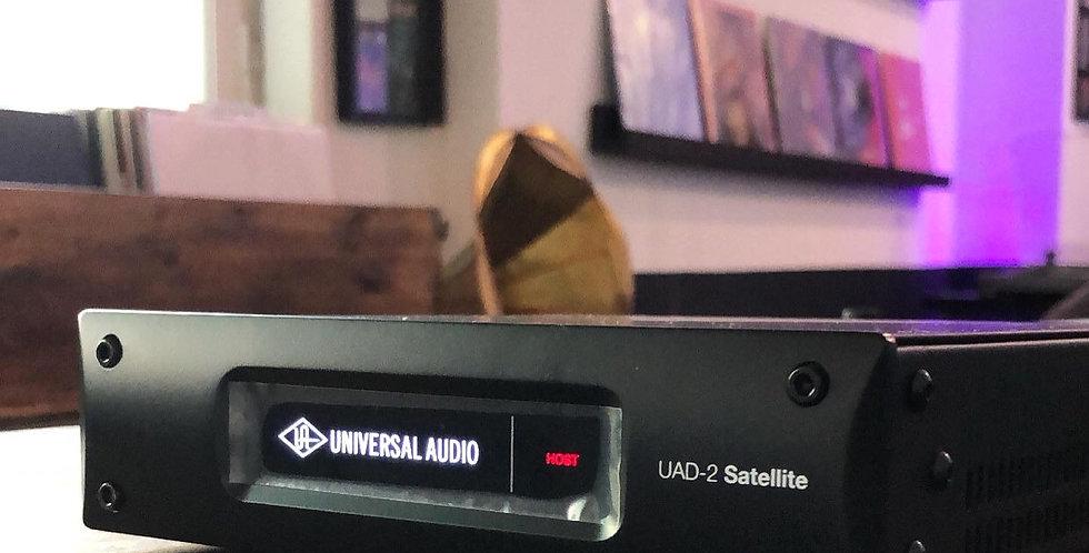 UAD 2 Satellite TB3 Octo