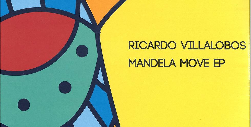 """Ricardo Villalobos - Mandela Move Ep 2x12"""" (DESET02)"""