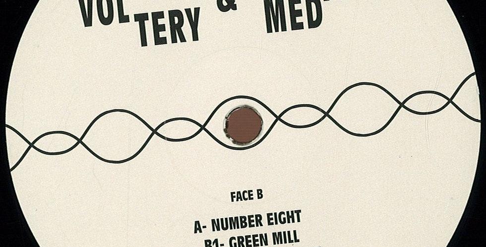 VOLTERY & MEDICIS Green Mill EP