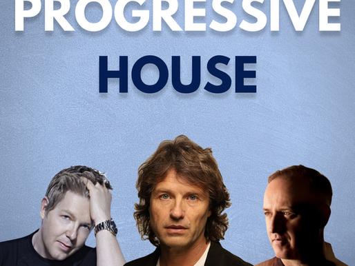 Progressive House: Todo lo que tenés que saber