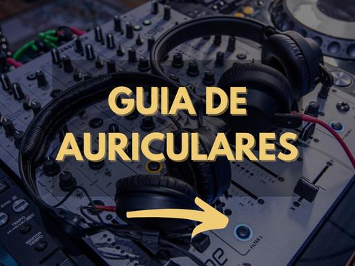 Guía de auriculares