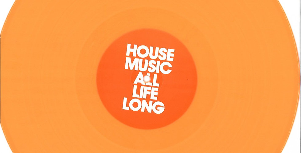 Defected - EP1 (Orange Vinyl Repress) (DFTD556ORANGE)