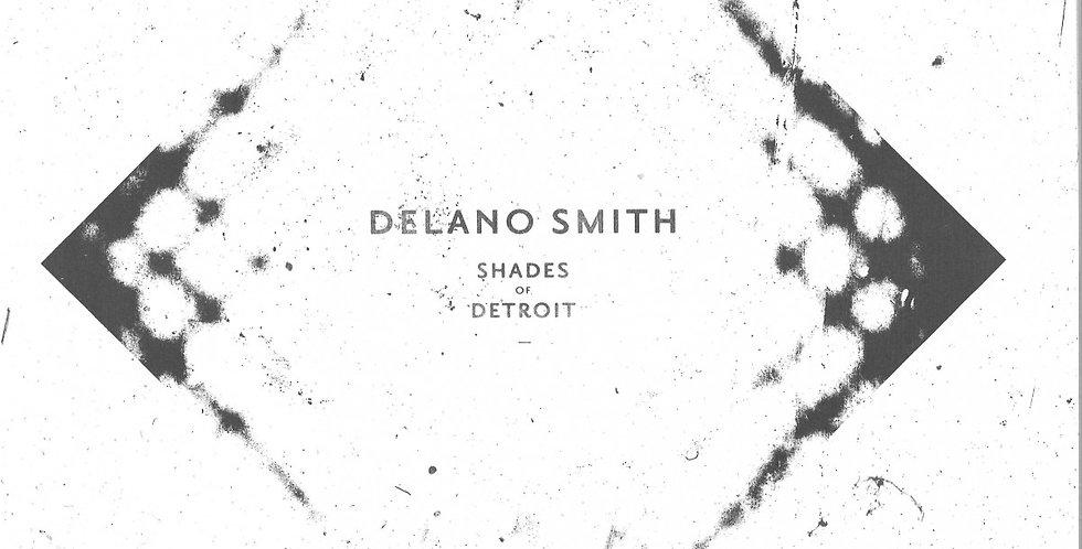 Delano SMITH - Shades Of Detroit 2x12 (Sushitech 15th Anniversary reissue) (SUSH