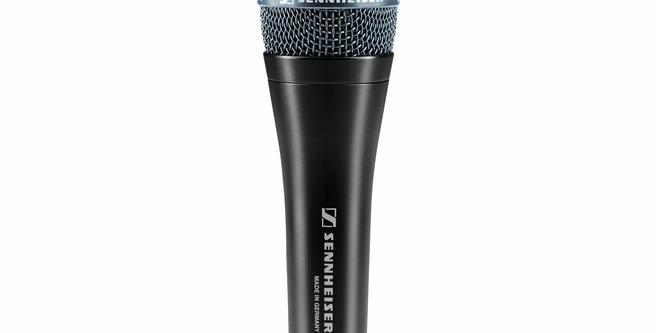 Micrófono Sennheiser Evolution Series E945 supercardioide