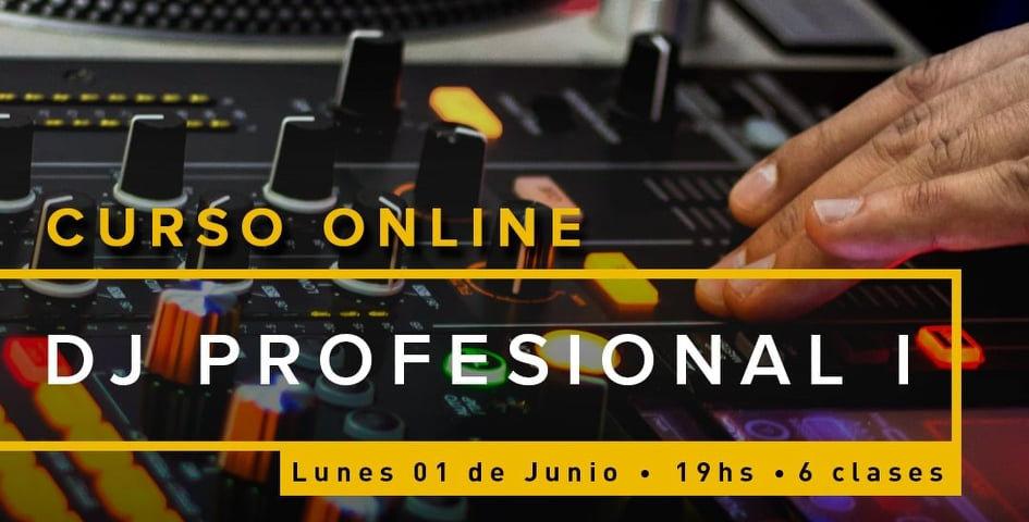 DJ Profesional I