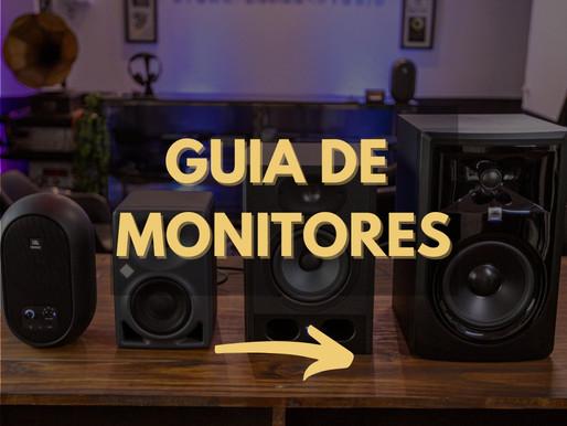 Guía de monitores