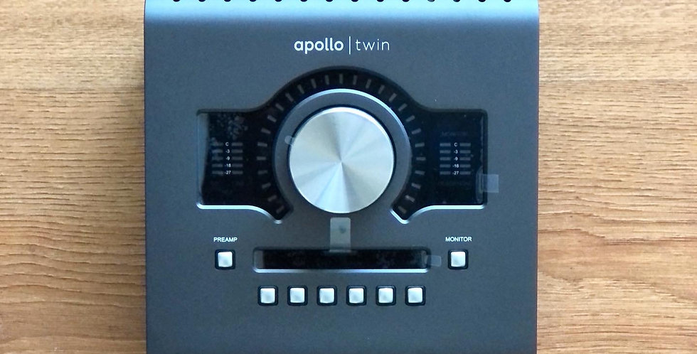 UA Apollo Twin Quad MK2