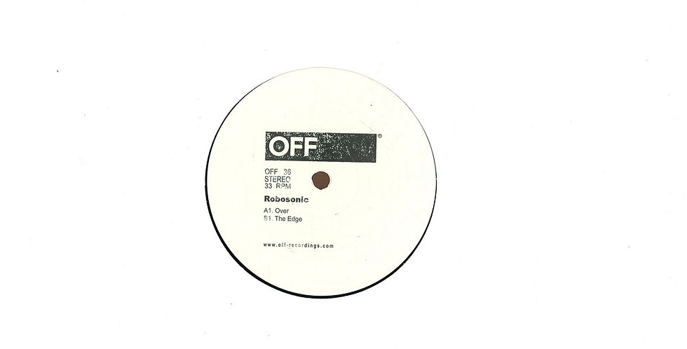 Robosonic - Over The Edge Ep (OFF036)
