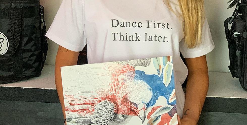 Remera Dance First #07