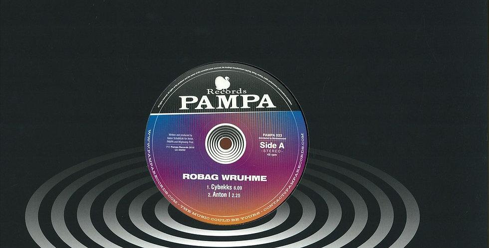 Robag Wruhme - Cybekks (Pampa 023)