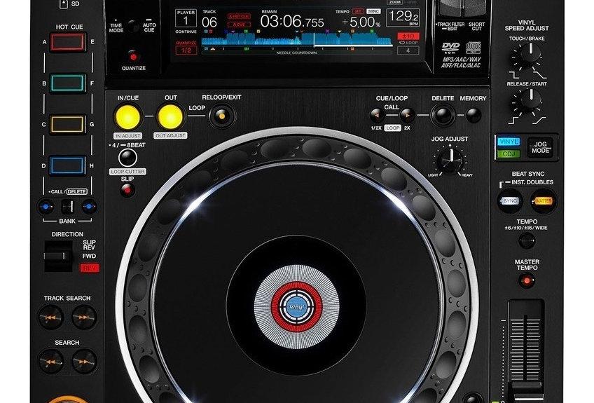 Pioneer CDJ 2000 NXS2