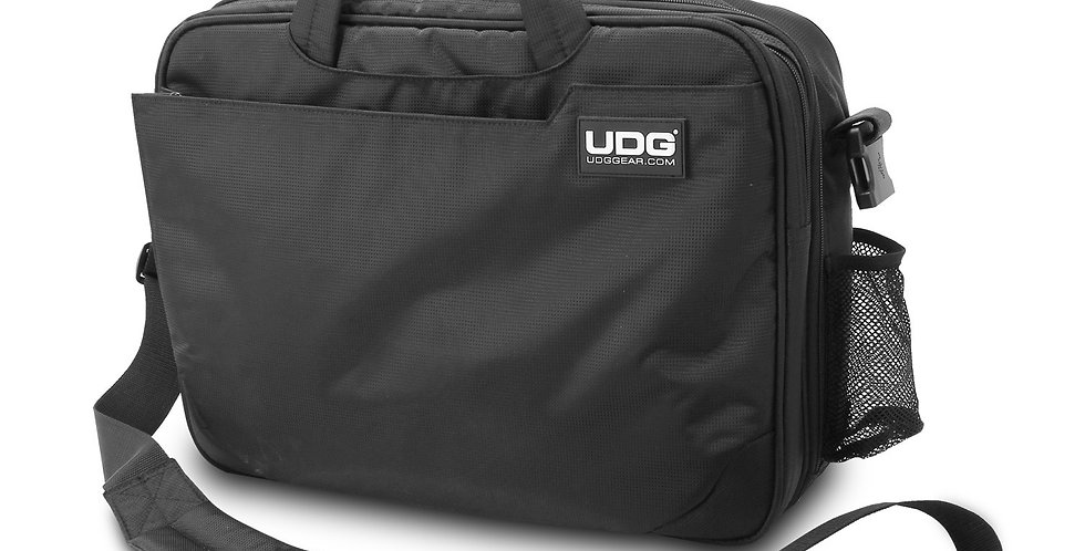 U9011 UDG Ultimate Midi Controller SlingBag Small Black/Orange Inside