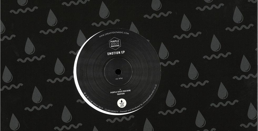 Purple Disco Machine - Emotion EP (CLUBSWE007V)