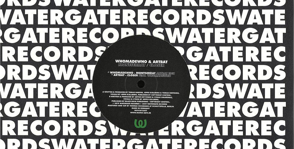 Whomadewho & Artbat - Montserrat / Closer (WGVINYL57)