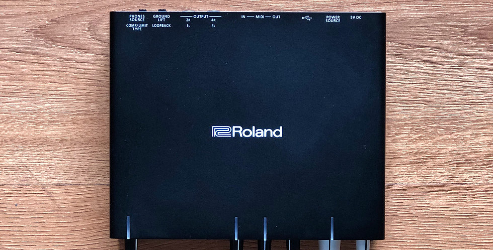 Roland Rubix 24