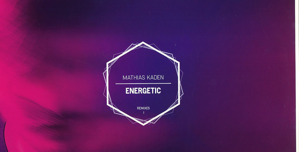 Mathias Kaden - Energetic