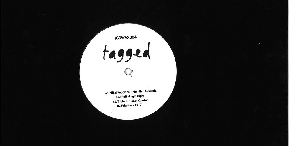 Mihai Popoviciu - Tagged (TGDWAX004)