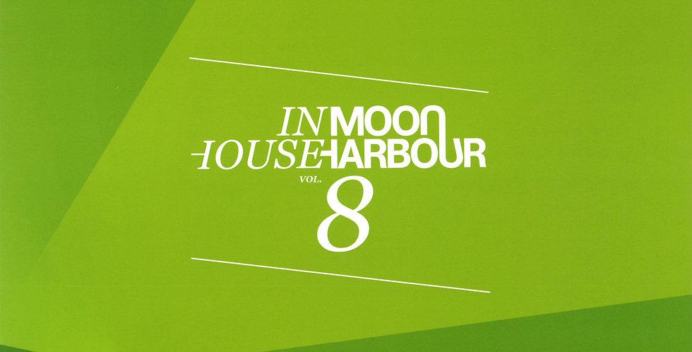 "VA - Moon Harbour Inhouse Vol. 8 (2x12"") (MHRLP023)"